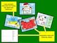 Save Santa's Christmas map grid reference animated Geograp