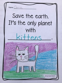 Save The Earth Response