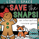 Save The Snaps! (Line/Space) an Interactive Music Concept