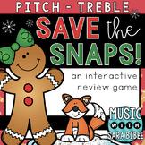 Save The Snaps! (Treble) an Interactive Music Concept Revi