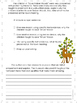 Save Timber Woods--Writing Prompt-Journeys-Grade 4-Lesson 29