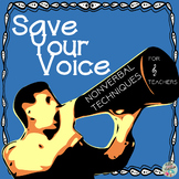 Save Your Voice! Nonverbal Communication Cues