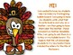 Save a Turkey, Feast on a Book! Book Writing Activity
