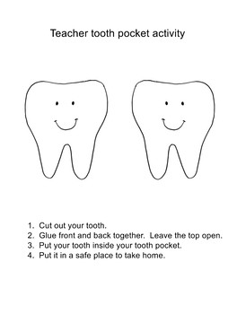 Save a tooth pocket