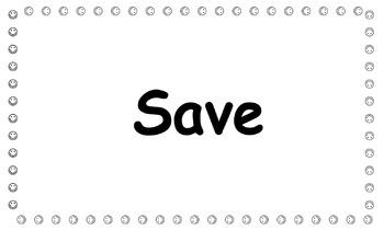 Save card