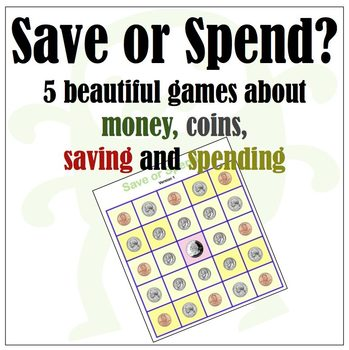 Coins, Trading, Money, Saving & Spending: 5 Beautiful Games