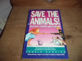 Save the Animals   ISBN 0-446-39234-0