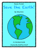 Save the Earth! A Ready Freddy Literature Unit (NO PREP) 1