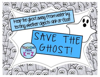 Save the Ghost!