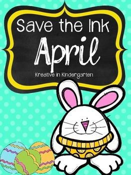 Save the Ink April