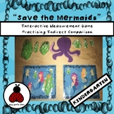 Save the Mermaids - Measurement Game to Practise In-Direct