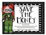 Save the Money! Saving money, paying with credit, and payi