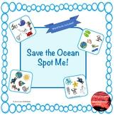 Save the Ocean Spot Me!