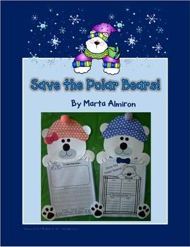 Save the Polar Bears! - Craft and Activities