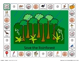 Save the Rain Forest Touch Money Game