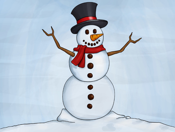Save the Snowman TK-Kinder Science and Engineering Unit