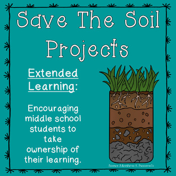 Save the Soil Project