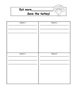 Save the Turkey!