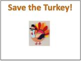 Save the Turkey Coding!