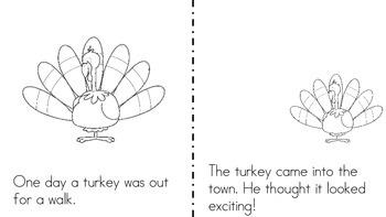 Save the Turkey Reader