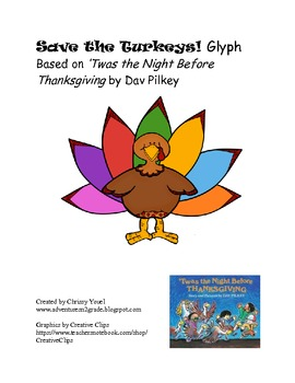 Save the Turkeys! Glyph