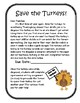 Save the Turkeys! Persuasive Letter Writing