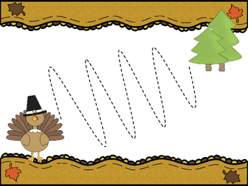 Save the Turkeys - a vocal and/or movement exploration activity