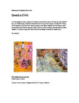 Saved a Child