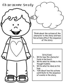 Saving Buster 3rd Grade Supplemental Activities Journey's Unit 6 Lesson 30