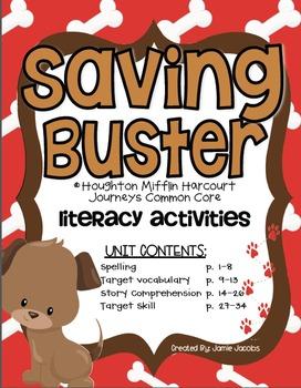 Saving Buster (Supplemental Materials)