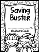 Saving Buster Journey's Supplemental Activities - Third Grade Lesson 30
