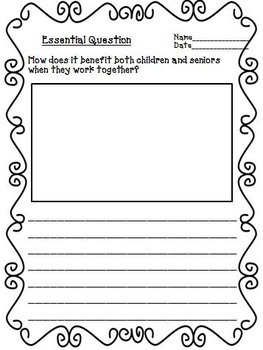 Saving Buster Journeys Third Grade Unit 6 Lesson 30 Activities & Printables
