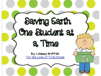Saving Earth One Student at a Time