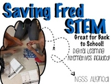Saving Fred First Day of School Science Lab