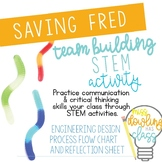 Saving Fred STEM Team Building Challenge
