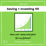 Saving + Investing 101 An Introduction to Saving and Inves