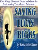 Saving Lucas Biggs by Marisa de los Santos!  An Amazing Ti