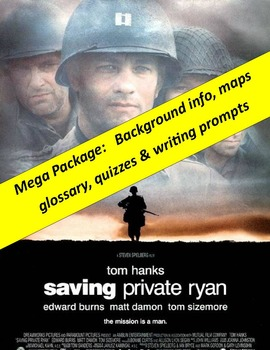 Saving Private Ryan:  Background, glossary, student questi