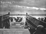 Saving Private Ryan Film Assignment