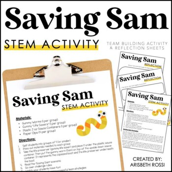 Saving Sam STEM Challenge