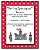 Synonyms Literacy Center - Set 1