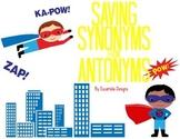 Saving Synonyms from Antonyms