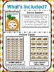 Saving Thanksgiving Dinner ALL Subtraction Facts 0-10 Word Problem Game