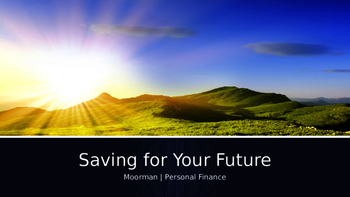 Saving and Rule of 72 Powerpoint