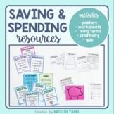 Saving and Spending: Economics Activities