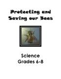 Saving the Bees Unit Plan