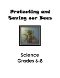 Saving the Bees Unit Plan