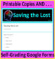 Saving the Lost Bundle - 7th Grade HMH Collections Close Reader - HRW