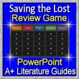 Saving the Lost Review Game - 7th Grade HMH Collections - HRW