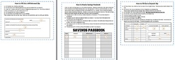 Savings Account Mini Unit